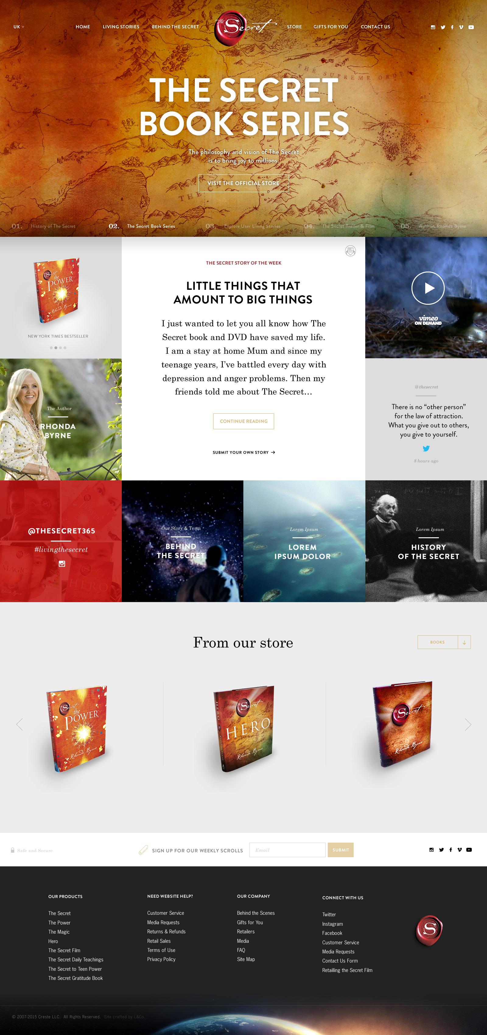 leo-basica-design-the-secret-web-design