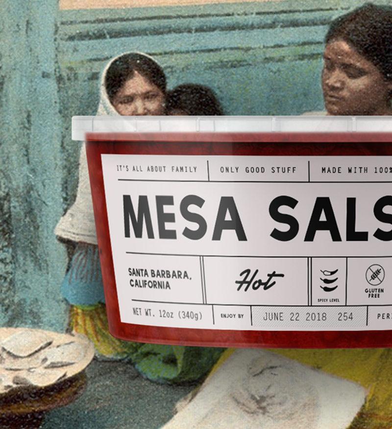Mesa Salsa Co.
